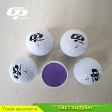 Pelotas de golf a granel baratas de alta calidad de la venta al por mayor vendedora caliente caliente