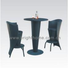 Silla y tabla de alto asiento de la barra (BL-201)
