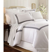 hot sell embroidery bedding set bed linen duvet cover