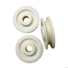 Custom peek pom delrin nylon plastic parts machined plastic components