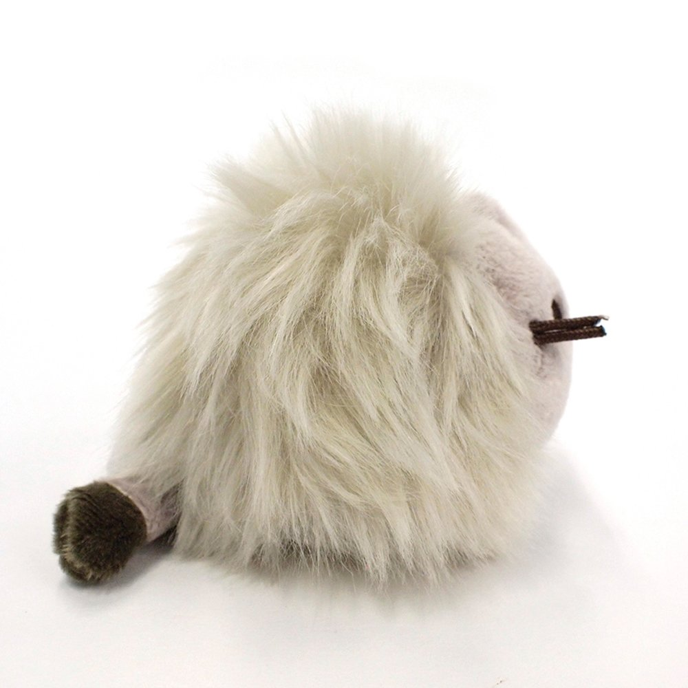 Plush Cat Pom Poof Key Chain 3