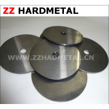 Wear Resistant Sharp Mirror Polishing Cemented Carbide Disc
