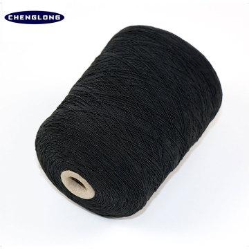 seda 20/22 100% hilo de lana Alto látex elástico