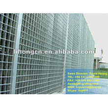 galvanized electro forged steel fence