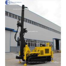 300m Crawler Type Hard Rocks Water Well Drilling Machine