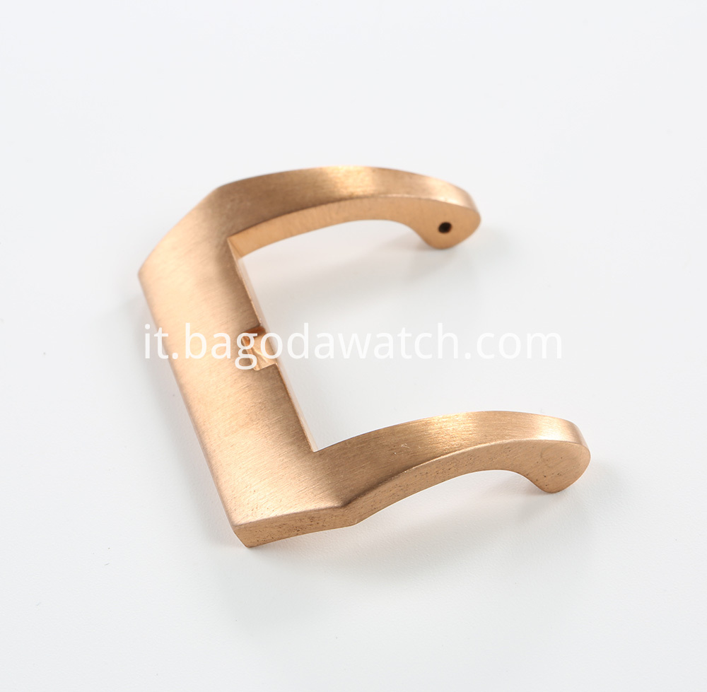 Bronze Watch Buckle