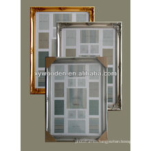 European style antique wall mirrors square shaped