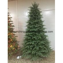 PE Tips árbol de Navidad con luz LED en diferentes tamaños (puede ser customerized)