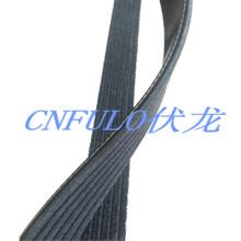 Courroie 6pk, courroie poly V avec fibre sud-coréenne, garantie 80000 km