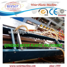 2015 NEW CO-EXTRUSION MACHINE LINE FOR WPC PE profile