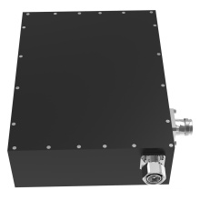 698-3800MHz IP65 4.3-10 Male to 4.3-10 Female 50W RF Low Pim Attenuator