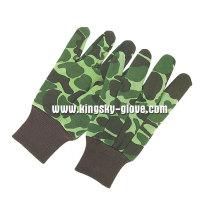 Tarnung Jersey Baumwolle Handschuh-2102
