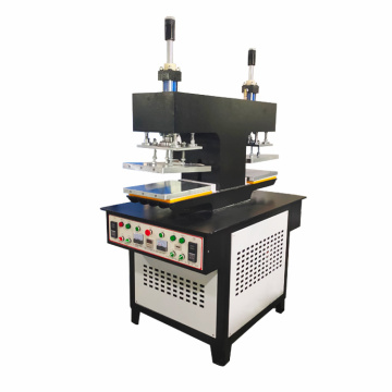 300*400mm worktable liquid silicone embossing logo machine