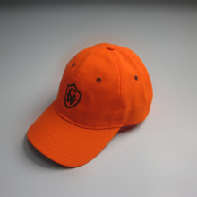 Casquette de sport Orange Fluorescent de mode