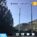 Fabricante de torre de comunicación galvanizado de 30m