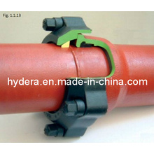 TF Anchored Joint Ductile Iron Pipe