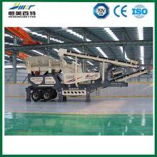 Trituradora de piedra móvil Shandong Hengmeibetter