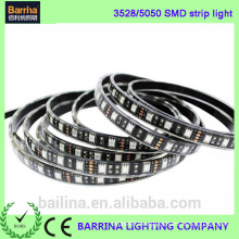 2014 IP65 Waterproof PU coated 12V SMD5050 flexible LED striplight