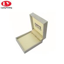 Luxury bracelet plastic packaging box