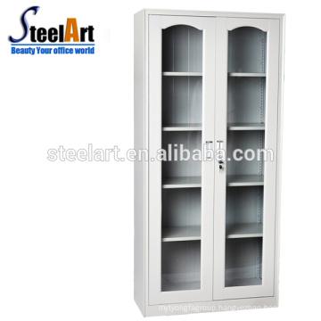 Multi-purpose glass display cabinet wine display cabinet