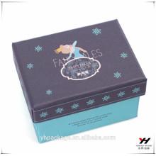 2018 Großhandel benutzerdefinierte gedruckt Logo Faltkarton ift-Boxen