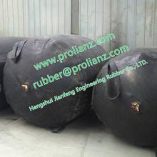 Tubulação que obstrui a bolsa a ar inflável usada à tubulação