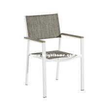 Heißer Verkauf Aluminium und Textilene im Freienmöbel