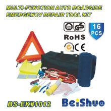 New Stlye Car Emergency Bag Car Tool Emergency Light Kit