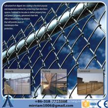 Alta calidad barata de encargo barato de la cerca de la conexión de alambre de alambre fábrica
