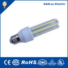 Lumières économiseuses d'énergie de 8W 12W B22 E27 COB 3u LED
