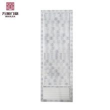 Plastic Doors Frame Covering Cheap PVC Door China