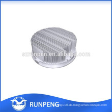 Kundenspezifische USA Druckguss Aluminium Auto Kühlkörper