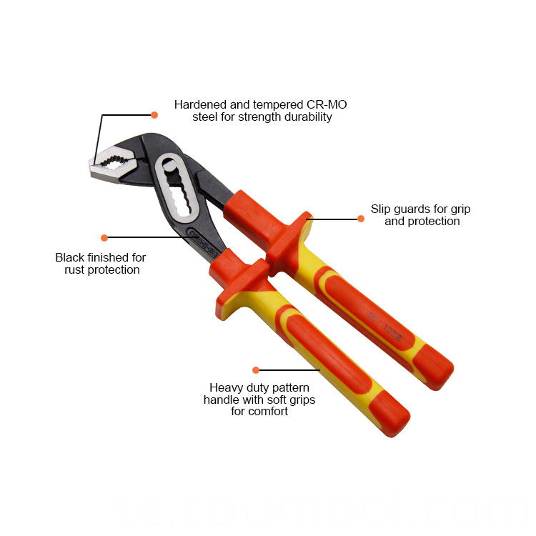 EN60900 Approved Plier