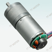 GM25-370CA electric 12v encoder dc gear motor for automatic toys