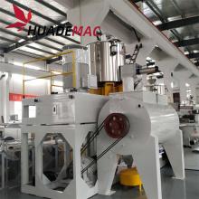 Máquina misturadora de pó de PVC de alta velocidade