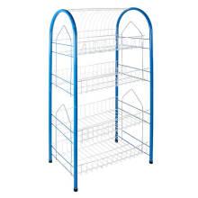 Estante múltiple del metal, estante de la placa de cocina, estante de almacenaje