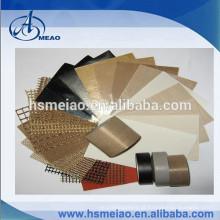 Teflon produtos da série material PTFE revestido pano de fibra de vidro