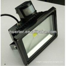 SMT pir sensor 12v led floodlight 50w IP65