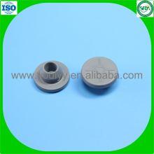 Tapón de goma butílica de 13 mm