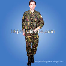 Army woodland military camouflage clothing
