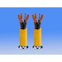Metallic Shielded Monitoring Rubber Sheathed Flexible Cable for Coal Mining