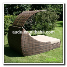 Audu Rattan Queen Cheap Outdoor Wicker Daybed