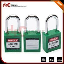 Elecpopular Wholesale Products Mejor aislamiento pequeño cilindro de cobre de seguridad candado