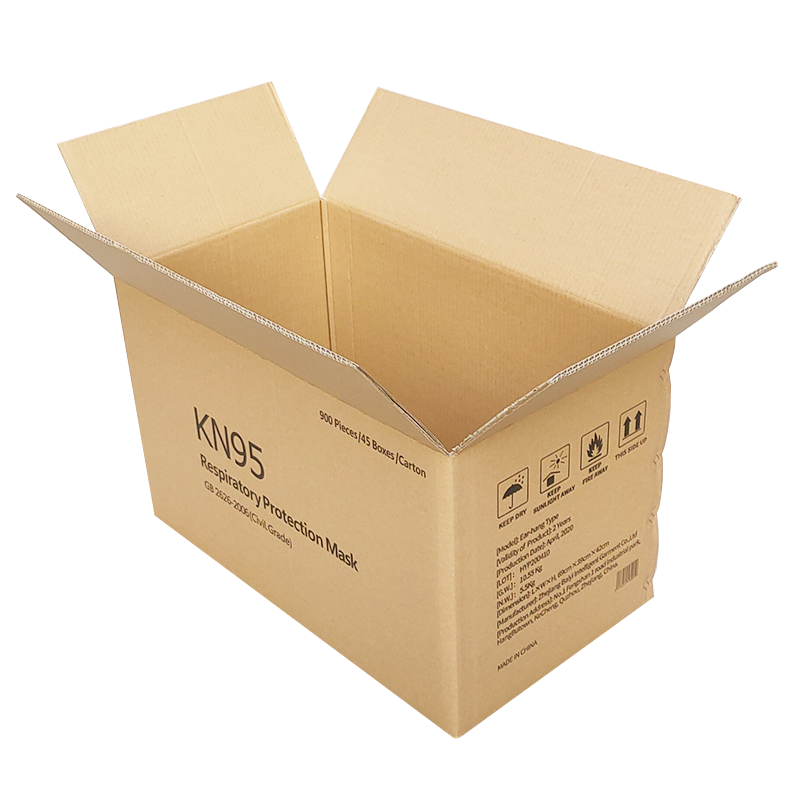 N95 Face Mask Packing Carton