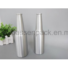 Aluminium Bierverpackungsflasche mit langem Hals (PPC-ABB-05)