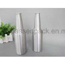 Botella de envasado de cerveza de aluminio con cuello largo (PPC-ABB-05)