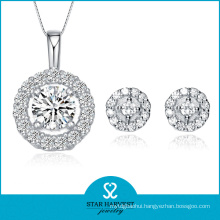 Hot Selling Wedding Jewelry 925 Sterling (J-0136)
