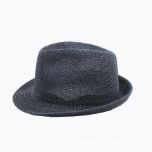 Promotional Polyester Fedora Hats for Men (GK16-Q0115)