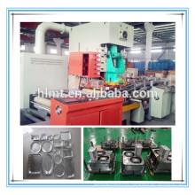 High precision aluminium foil box machine production line
