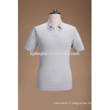 nouveau Design chemise à la mode tricotée
